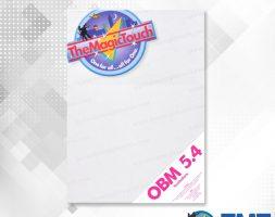 OBM 5.4 A3 – Transfer para impressora laser para tecidos coloridos