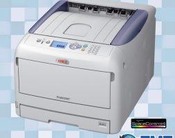 Impressora OKI Pro8432 A3 – Toner Branco