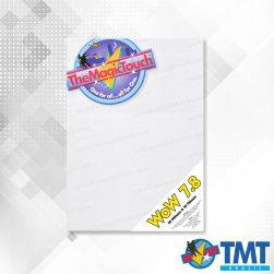 WOW 7.8 A4 – Transfer para tecidos coloridos